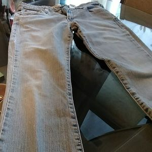 Women's Acid Washed Levi's Size 9